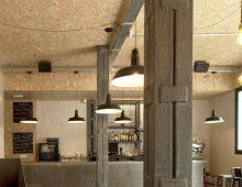 Reforma de restaurante en Gta. de Pirámides